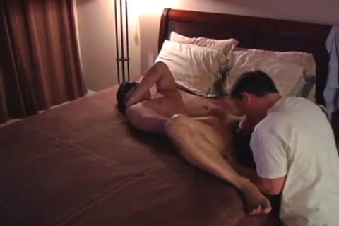 pounding a straight man with no mercy
