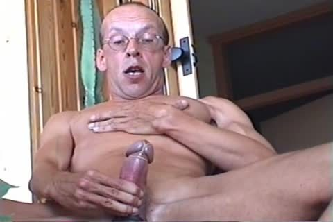 A Compilation Of Several movies Showing Me Jerking-off