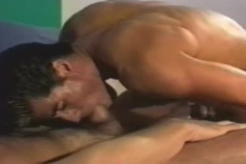 muscular hunks share hard rods & plow nasty