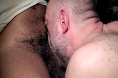 FD said his testicles Were Full, And They Sure Were! This Load Was A big Gusher Down My face hole.