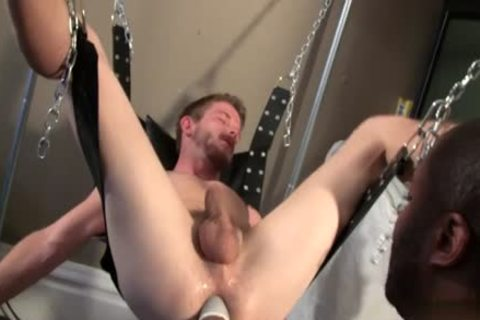 lusty homosexual Fetish With cumshot
