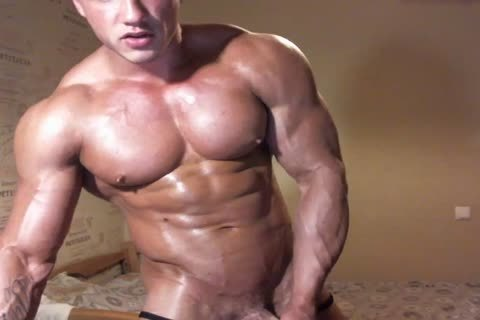 Daniel Showing Off On cam