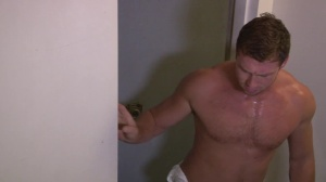 Towel Dry - Connor Maguire, Dirk Wakefield ass fuck