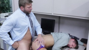 new Cubicle boyfrend - Jd Phoenix with Colby Jansen butthole Hook up